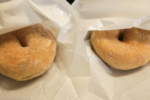 ハリッツのドーナツ
