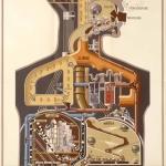 まさに人間工場!!人間の体の仕組みを工場に置きかえたアニメーション