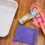 掃除のプロも使ってる、テレビ台やパソコン周りのホコリ対策に柔軟剤?