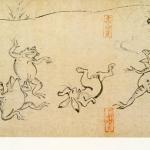 鳥獣人物戯画・島津正宗・京都で観光してきます
