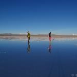 ボリビア・ウユニ塩湖に行ったんだぜ
