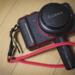バンナイズ・帆布のカメラ用ハンドストラップ